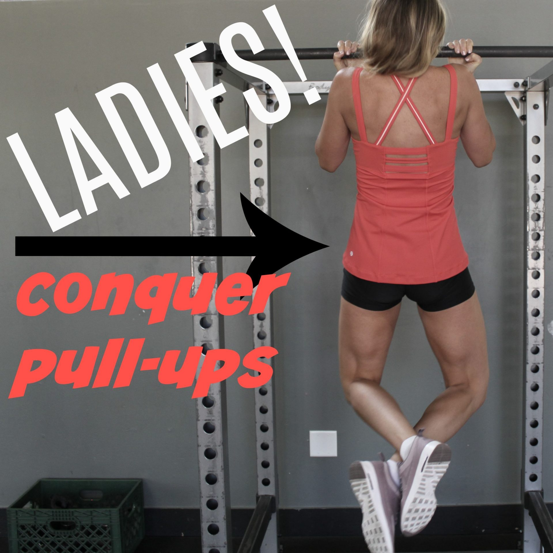 ladies how to do pull-ups