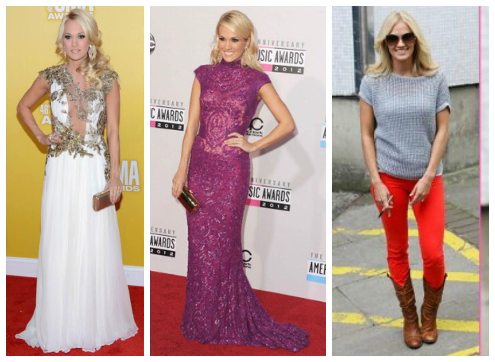 How Carrie Underwood transformed her body  The List