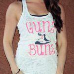 guns and buns tank