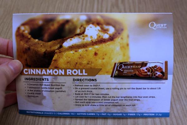 Protein Cinnamon Rolls