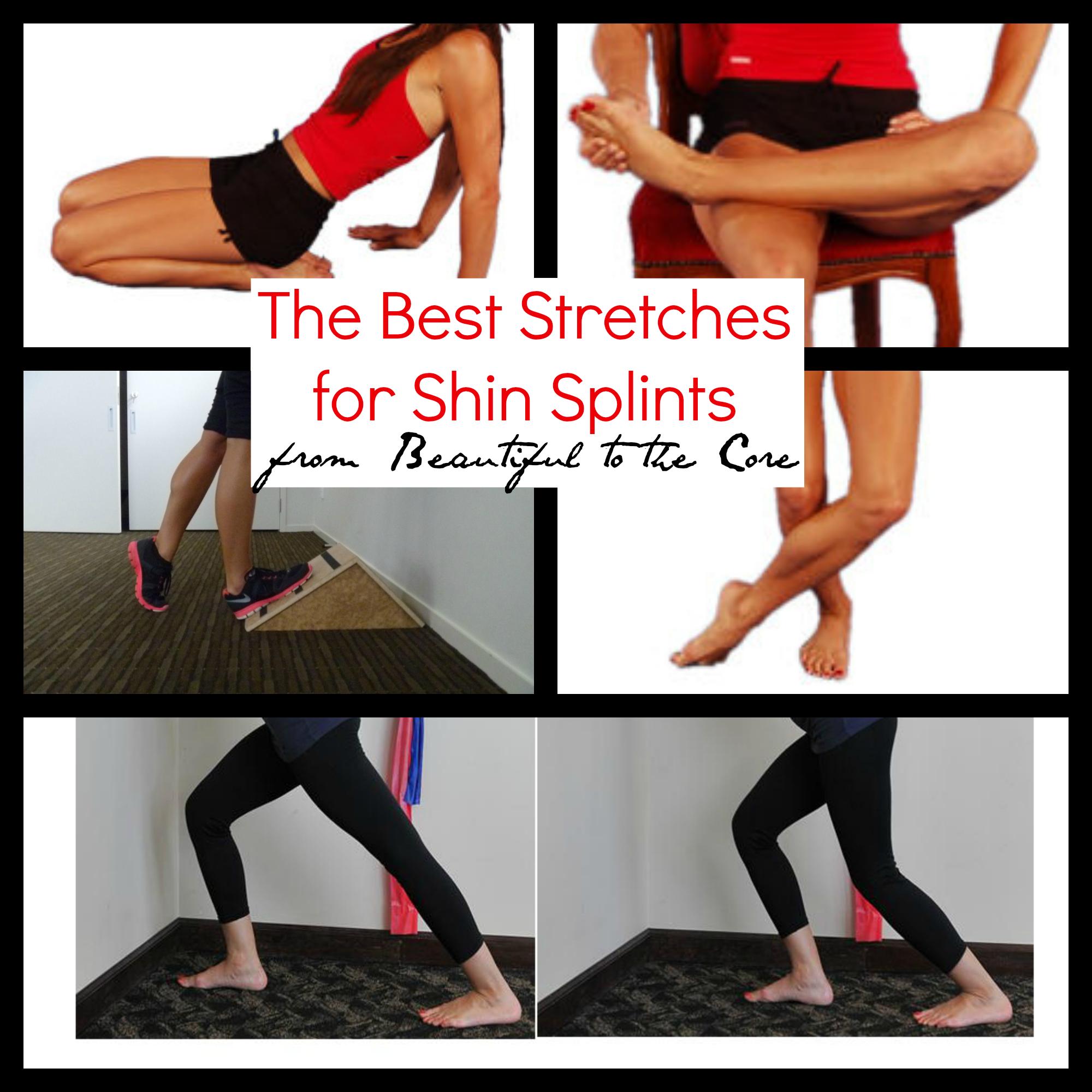 Injury Report: Shin Splints - Beautiful to the Core