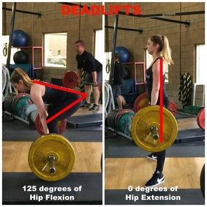 deadlifts angles