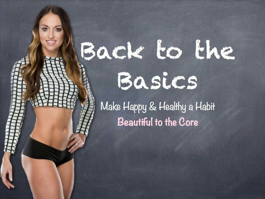 back to the basics beautiful to the core