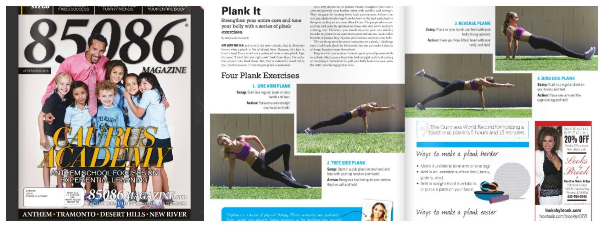 85086 magazine planks