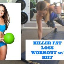 fat loss workout