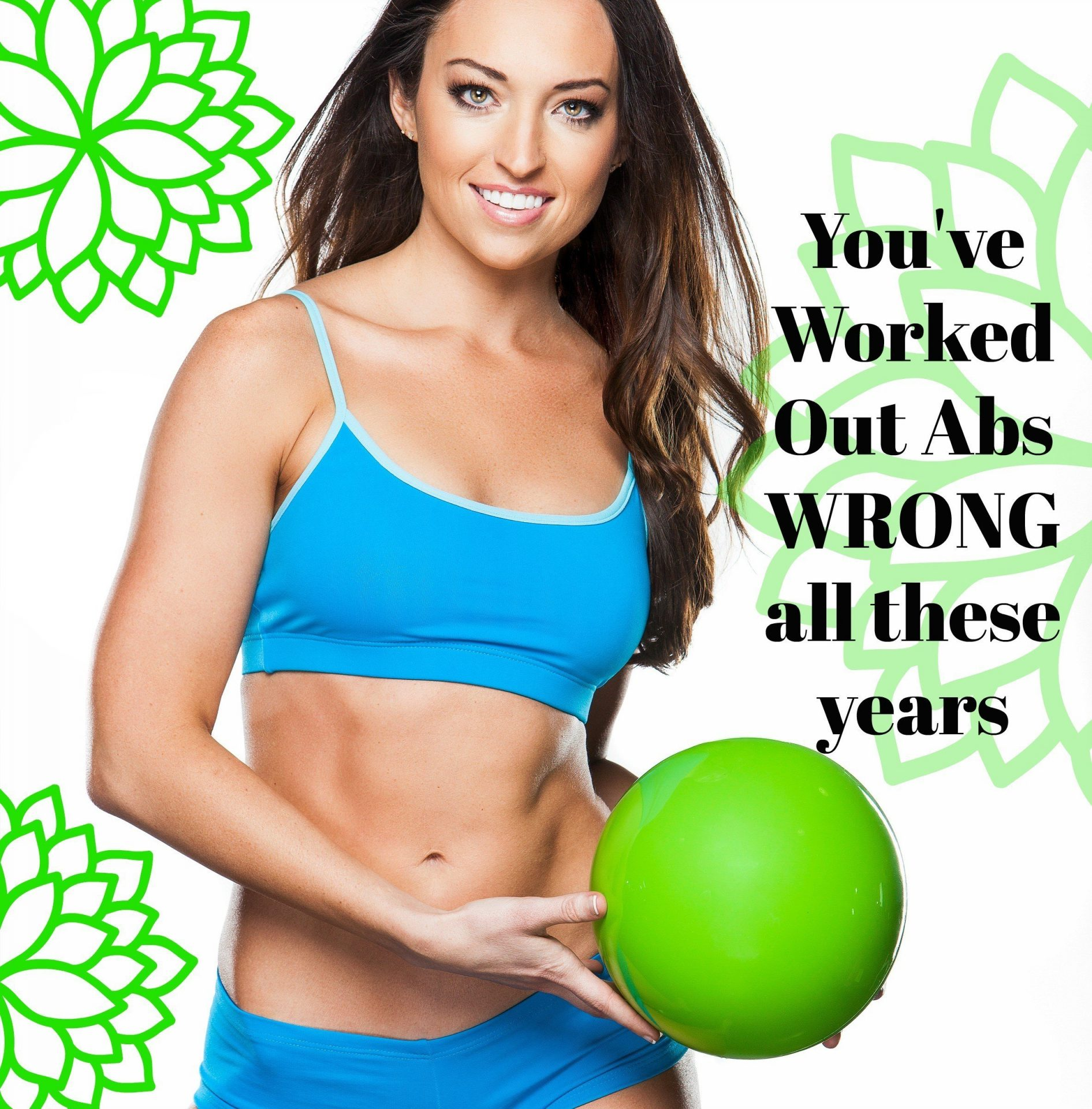 you've worked out abs wrong