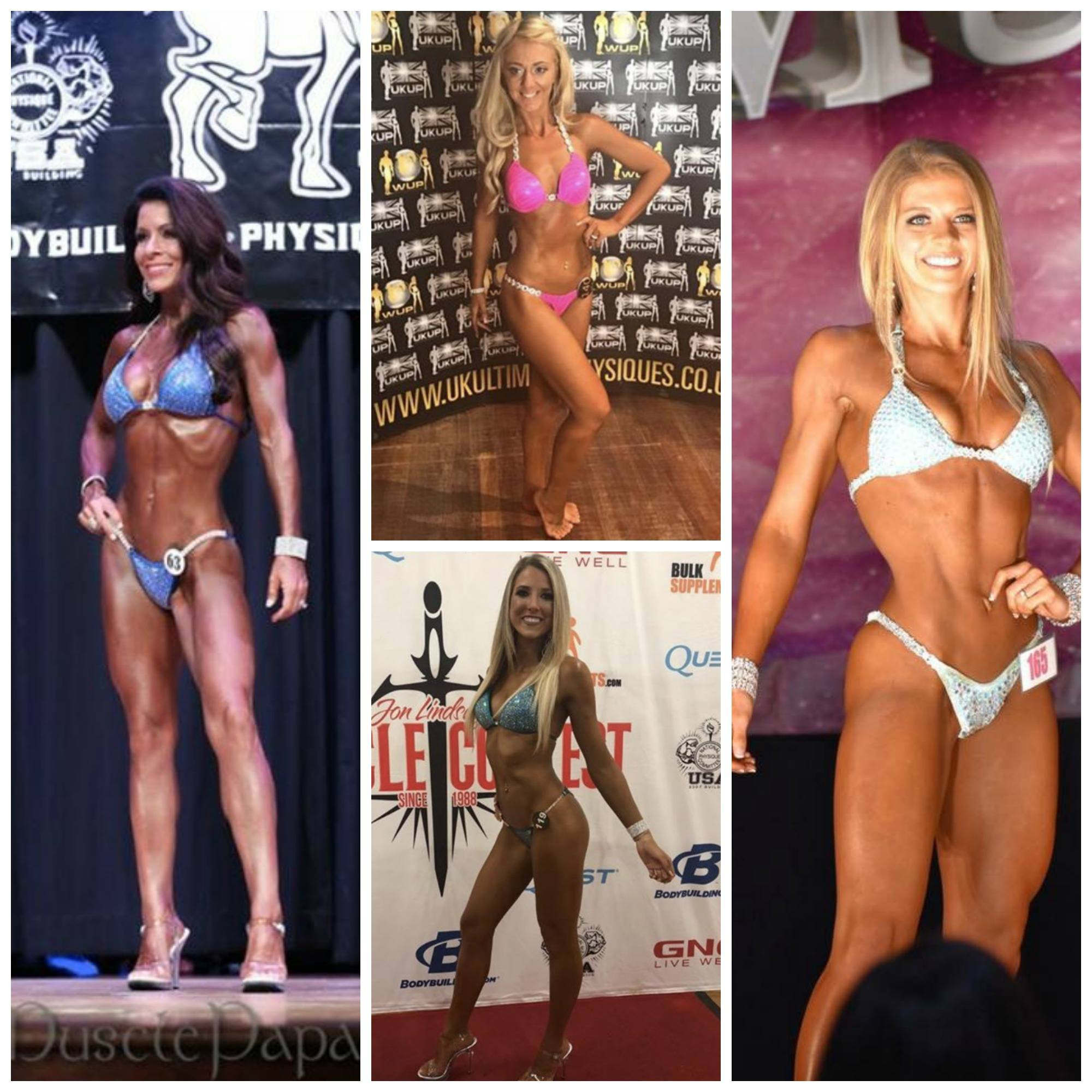 bikini competitor support group